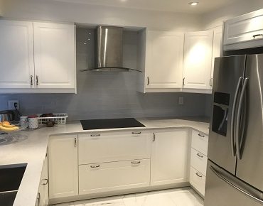 Kitchen Renovation in Oakville