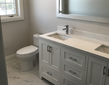 Master Bath Reno Burlington