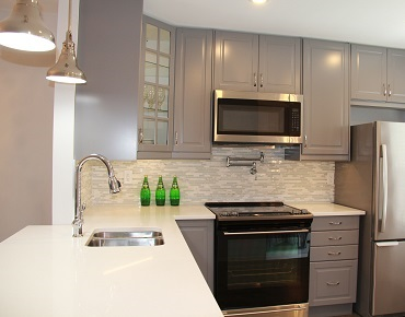 Kitchen Renovation in Burlington
